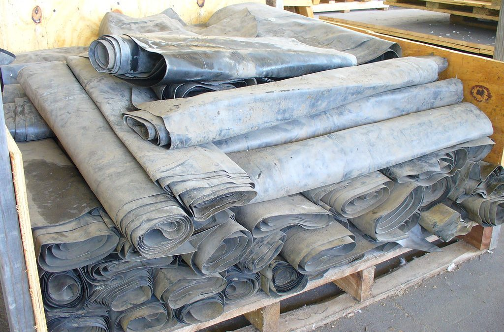 EPDM Roofing Material